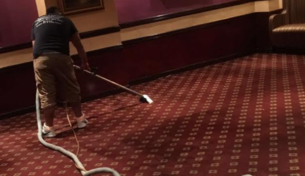 Commercial Wall to Wall Carpet CleaningID Cleaners